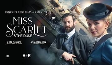 MISS.SCARLET & THE DUKE