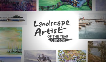 LANDSCAPE ARTIST OF THE YEAR CANADA